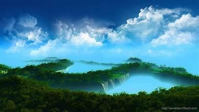 1080p Windows Nature Cloudy Superb Wallpapersafari Code
