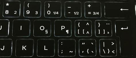 Why Do Some Keyboards Have Multiple Symbols On Some Keys?