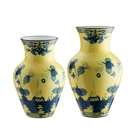 vaso ming ming vase in 11 cm 30 citrino ugo poggi firenze