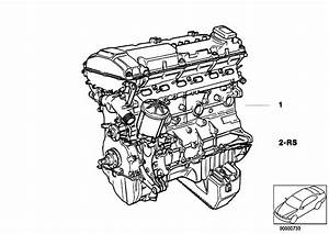 Original Parts For E36 320i M50 Sedan    Engine   Short