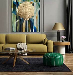 14 interior design themes that are on trend wall art prints for Art deco interior design trend