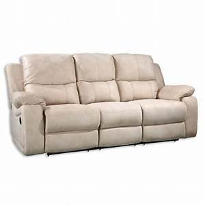 Sofa Mit Relaxfunktion : sofa 3 sitzer beige mit relaxfunktion 207 cm breit ~ A.2002-acura-tl-radio.info Haus und Dekorationen