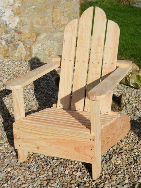chaise americaine chaise de jardin americaine