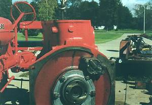 Allis-chalmers B Engine Serial Num