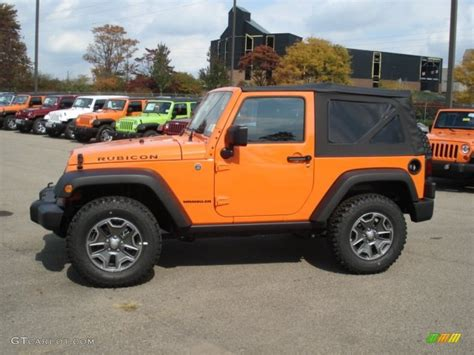 Orange Crush Jeep Wrangler Forum