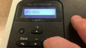 How To Set Up Wireless Printing On Brother Hl