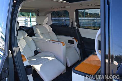 Nissan Elgrand Vip By Autech  4seater Luxury Mpv
