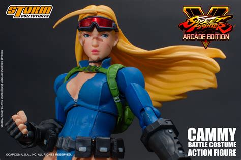 Street Fighter V Battle Costume Cammy Photos And Info