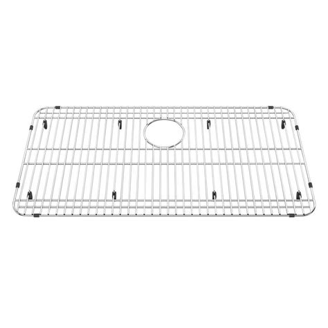 kitchen sink grid stainless steel american standard prevoir 29 in x 15 in kitchen sink 8495