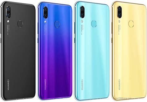 huawei nova  pictures official