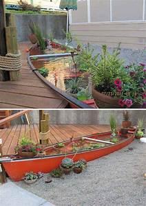 21+ Small Garden Backyard Aquariums Ideas That Will ...
