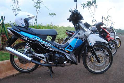 Supra 125 Modif by Foto Modif Honda Supra X 125