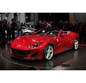 New Ferrari Portofino 2018 Revealed In Pictures By CAR