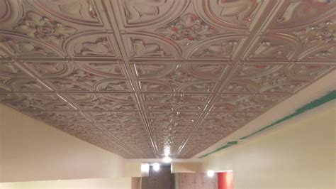 glue up ceiling tiles living and dining page 20 dct gallery
