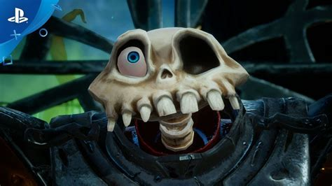 medievil remake  ps    trailer