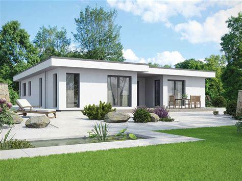 Modernen Bungalow Bauen by Vario Haus Bungalow At129 Gibtdemlebeneinzuhause