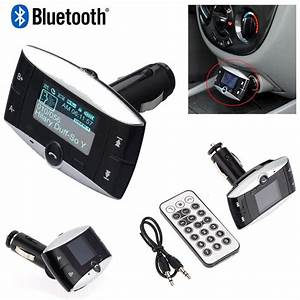 Mp3 Player Auto : 1 5 lcd car kit bluetooth mp3 player sd mmc usb remote ~ Kayakingforconservation.com Haus und Dekorationen