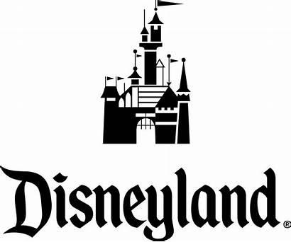 Disneyland Clipart Disney Castle Walt Hong Kong