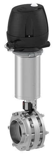 Butterfly valve - T-smart 7 series - GEA Tuchenhagen