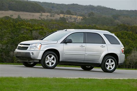 2005 Chevrolet Equinox (chevy) Picturesphotos Gallery