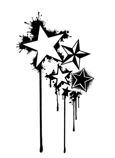 16 Awesome Star Designs, Images And Pictures Ideas