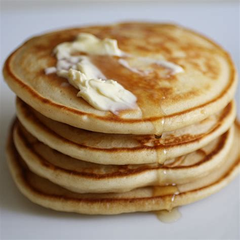 pancake recipie fluffy pancakes recipe dishmaps