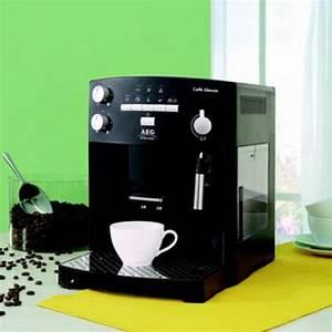 Aeg kaffeevollautomat caffe silenzio cs 5000 von marktkauf for Aeg kaffeevollautomat