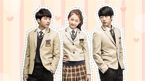 Princess Summer Sinopsis High School  Love On Episode 4