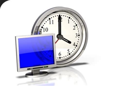 horloge bureau pc horloge pour ordinateur gratuit rapide et sûr