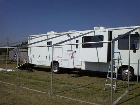 race trailer awning buy larsen sails inc 33 5 x 15 race canopy awning