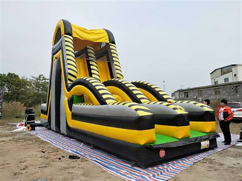 Obstacle Course Rentals - Bounce My House Party Rentals