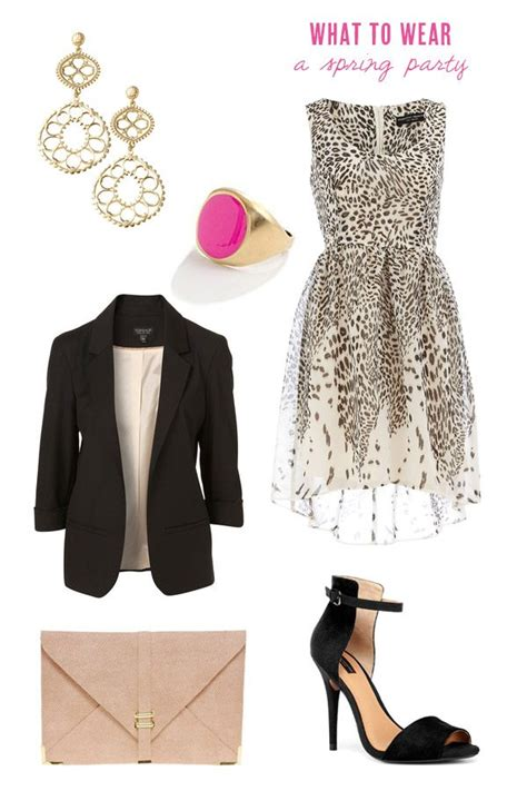 What to Wear A Spring Party - The Sweetest Occasion