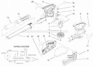 Toro 51589 Parts List And Diagram