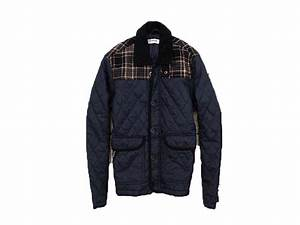 Y Topman Mens Jacket Quilted Patches Size M Ebay
