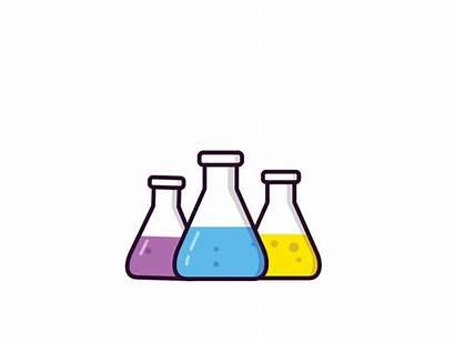 Flask Erlenmeyer Animation