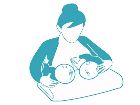Good Positions For Breastfeeding Babycentre