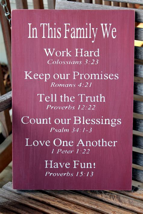 Last but not least, my family. Christian Quotes About Family. QuotesGram