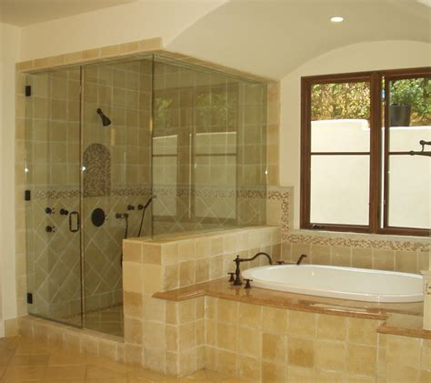 granite shield glass shower door sealing