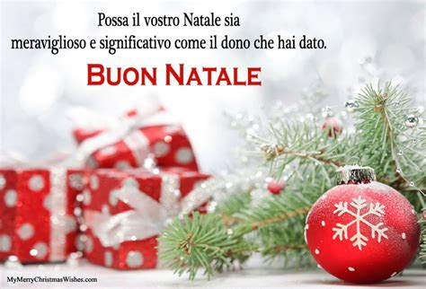 Merry christmas in italian quotes m4hsunfo