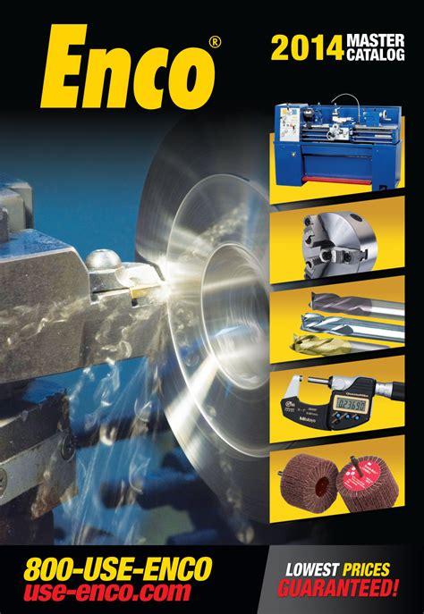 enco publishes  master catalog