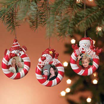 picture frame christmas tree ornaments picture frames