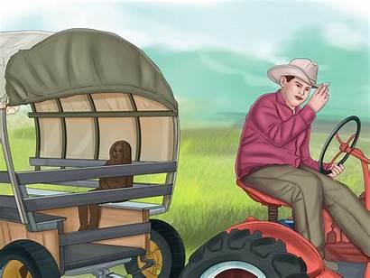 Farm Dairy Wikihow Steps Step