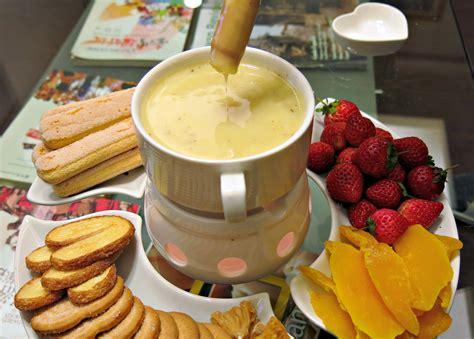 white russian fondue