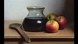 Still life speed painting movie - YouTube