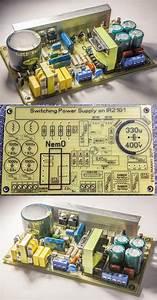 Ir2161 Smps Circuit Ir2153 Alternative