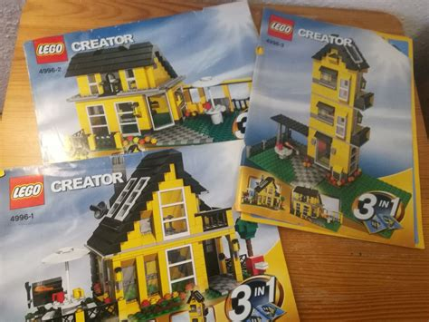 They are the kind of toy that will last forever. LEGO Creator - 3 in 1 Haus in 60318 Frankfurt am Main für ...