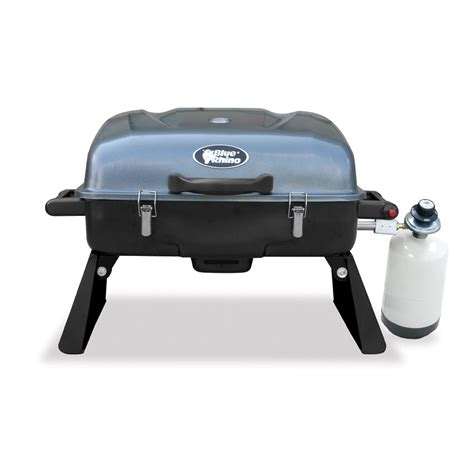 portable gas grills shop blue rhino portable gas grill at lowes com