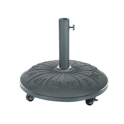 carrefour pied de parasol hesp 233 ride pied de parasol b 233 ton noir avec motif 25 kg pas cher achat vente dalles parasol