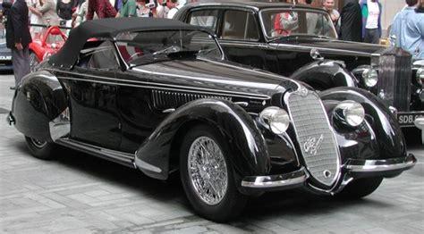 1930 Alfa Romeo 6c 1750 Gran Sport Spider 4th