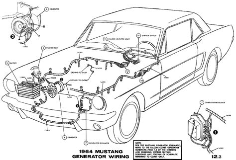 66 Mustang Wiring Diagram by 66 Mustang Wiring Diagram